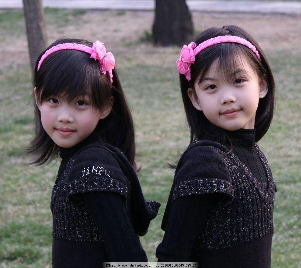 朵朵果果 儿童幼儿 人物图库 摄影