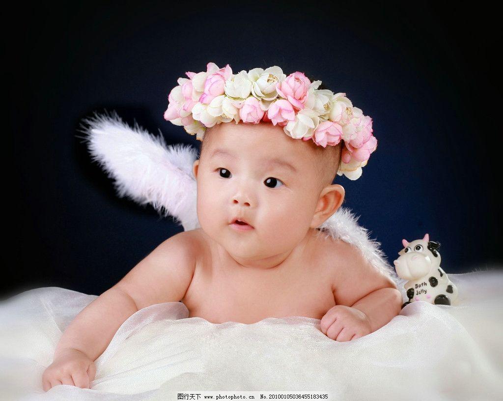 可爱宝宝照