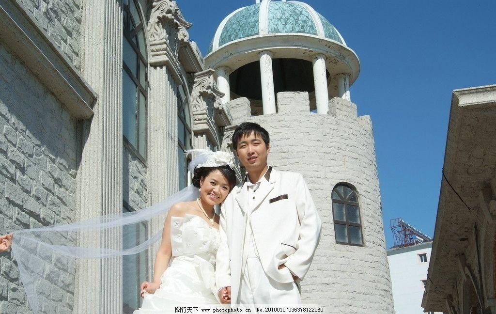 毛片 婚纱毛片 女性 女人 美女 写真 影楼 夫妻 情侣 白色婚纱 外景