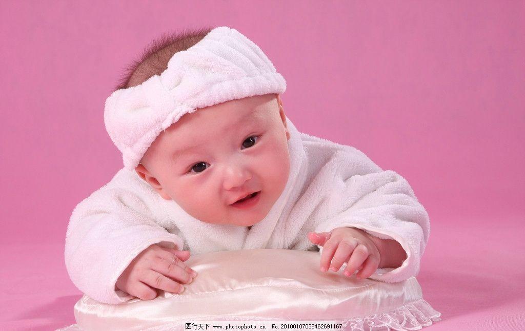 可爱宝宝 婴儿 小宝贝