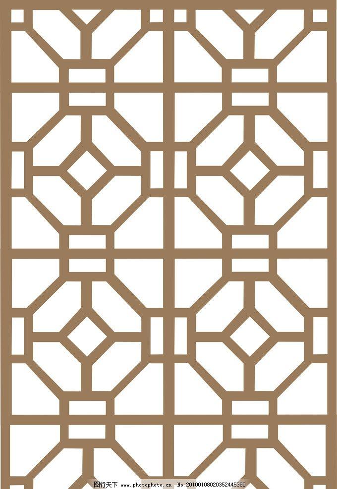 圆形古典窗户边框