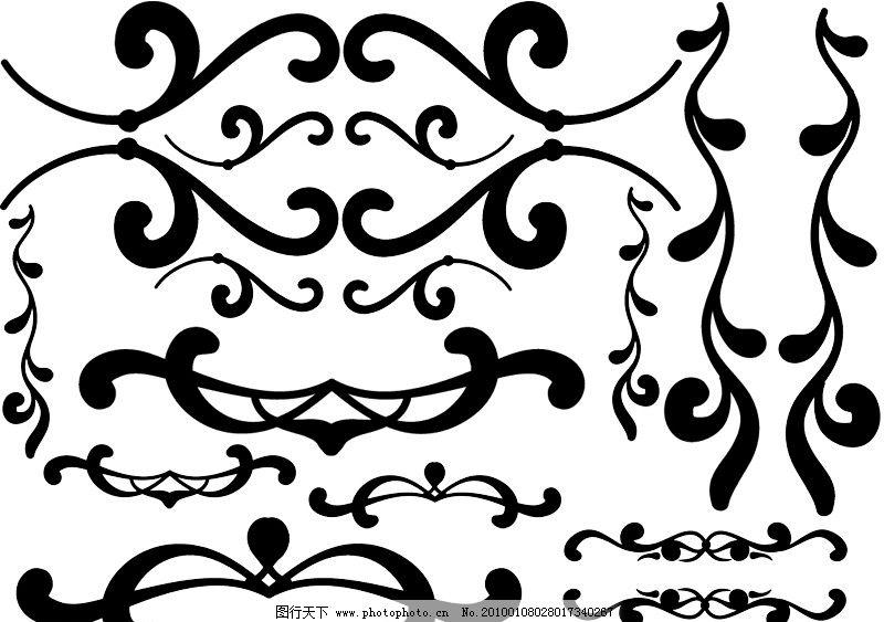 花纹ps笔刷底纹 背景 灰色背景 纸张 圆珠笔 涂鸦 手绘 装饰