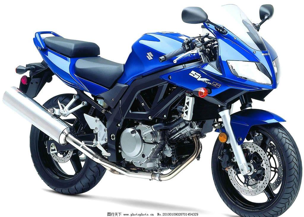 铃木摩托车图片