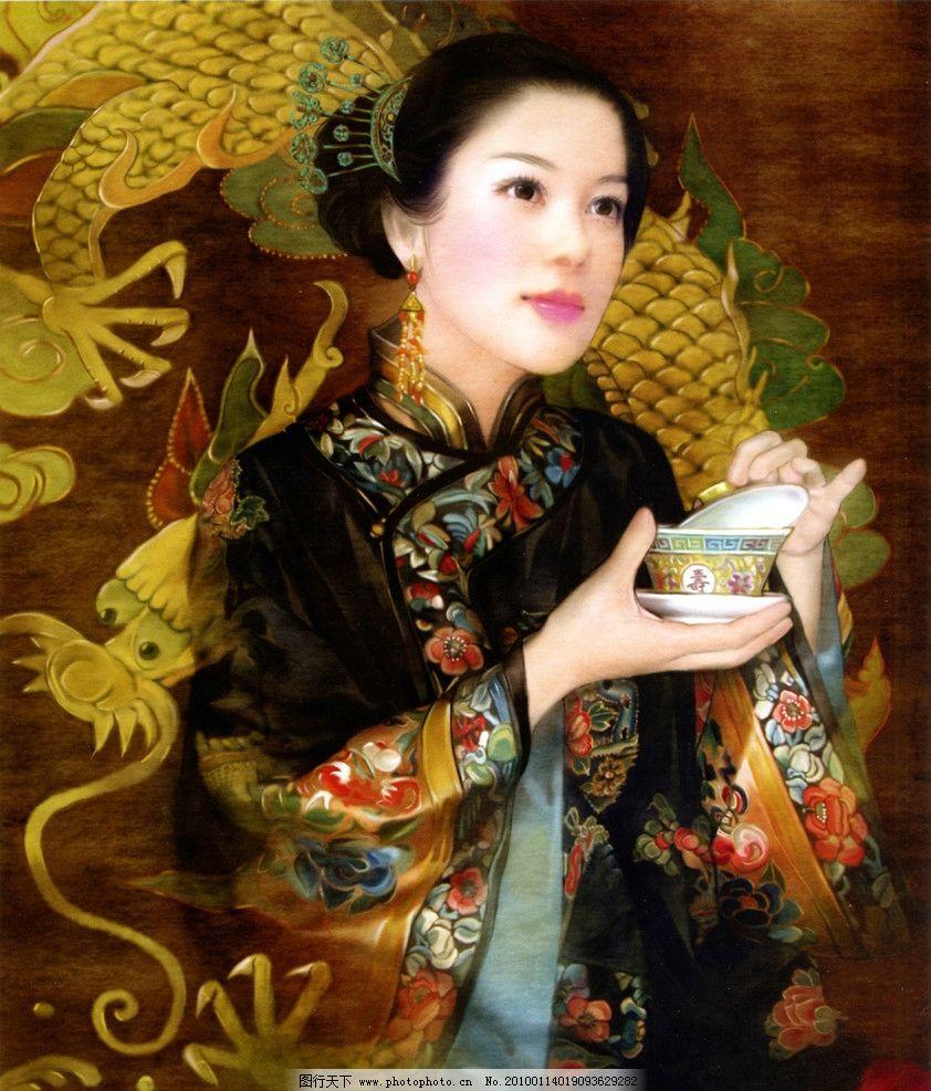 古典 美女图片