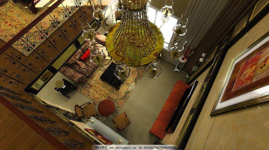 室内设计效果图资料 室内      装饰品 欧式 设计        室内设计 环