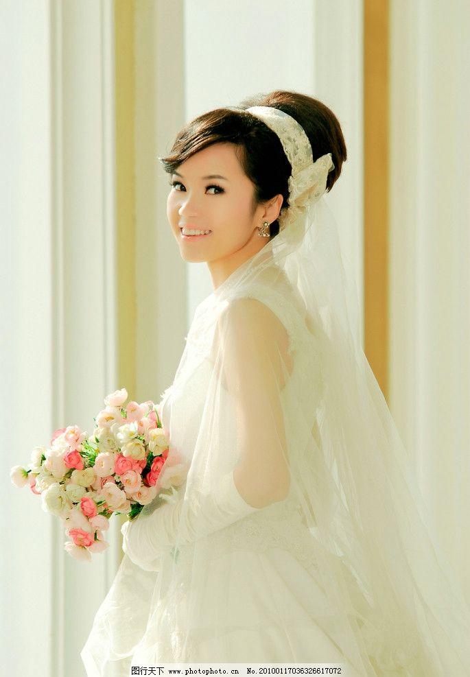 结婚摄影 婚纱 风景 美女 花 人物摄影 人物图库 摄影 300dpi jpg