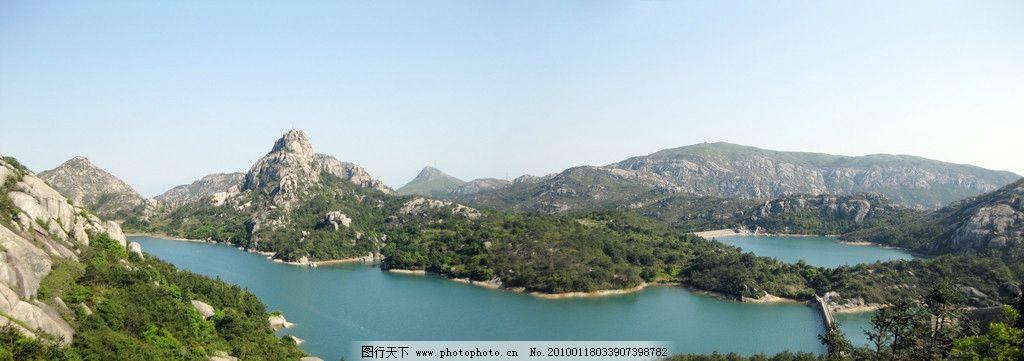 温州茶山风景区全景图图片