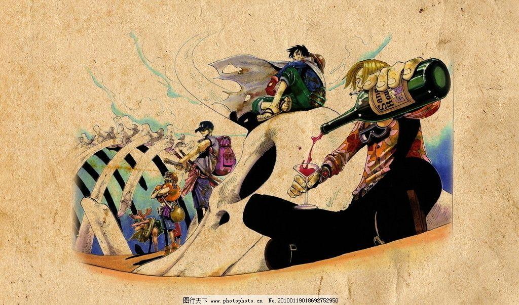 海贼王壁纸图片