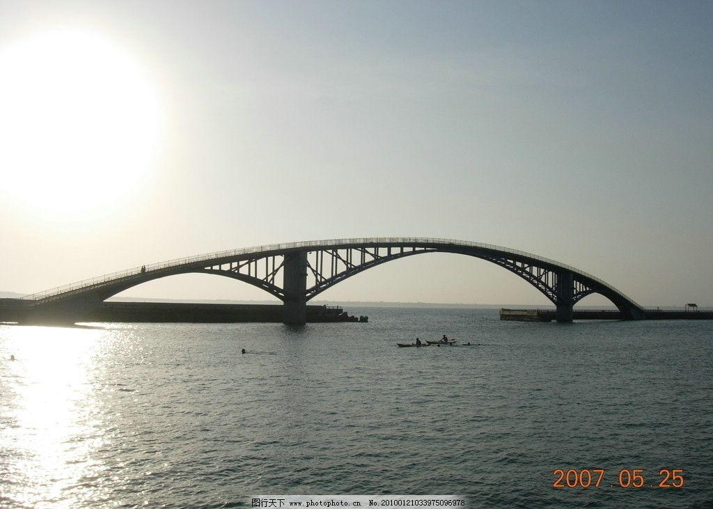澎湖跨海大桥图片