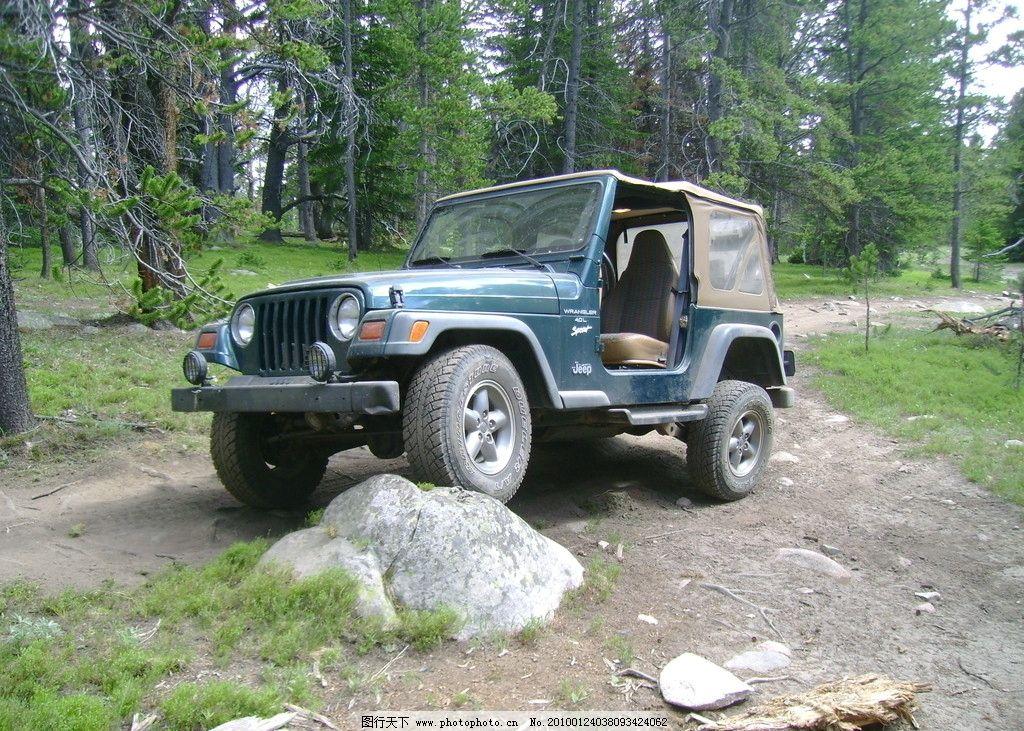海报 牧马人 jeep高清图片