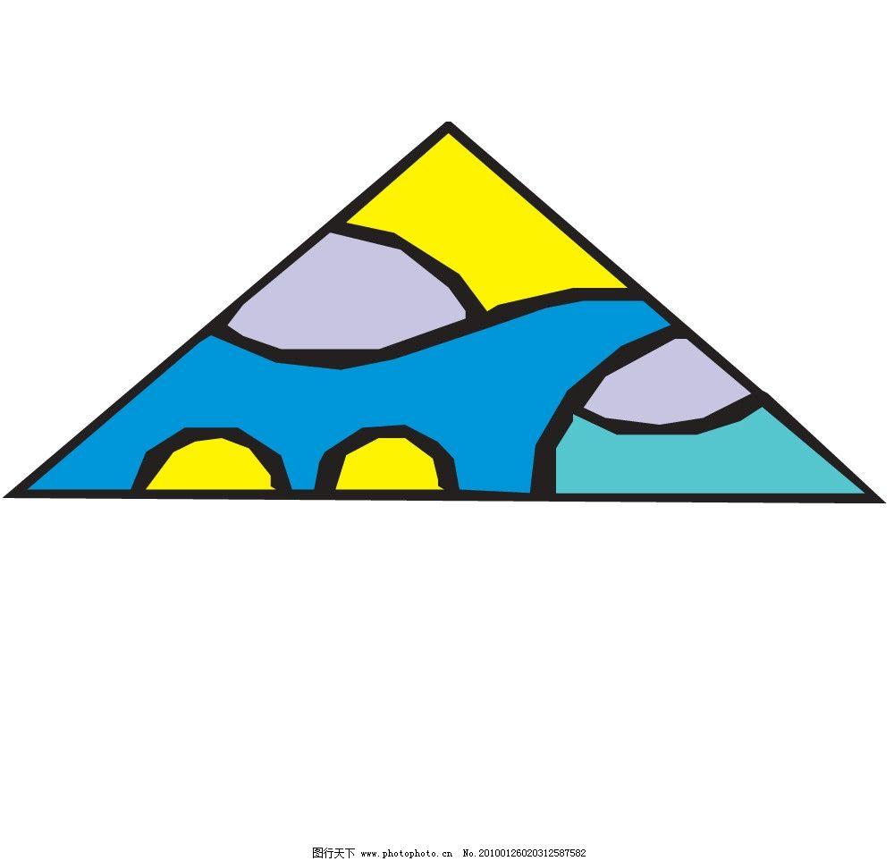 花边花纹 花边 花纹 边框 风筝 三角形 花纹花边 底纹边框 矢量 eps