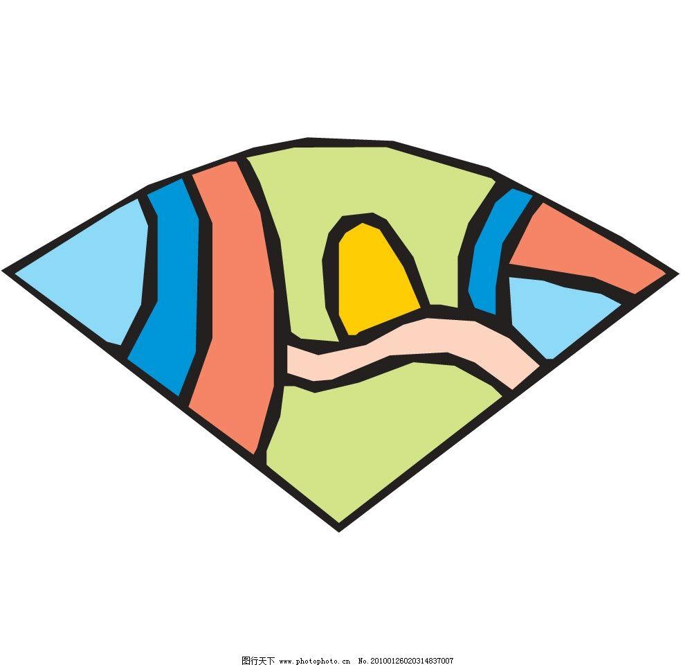 扇形花边 花纹 边框 扇子 扇坠 舌头 纹路 匹萨 饼干 花边花纹