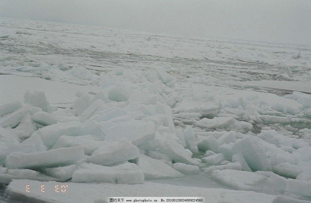 北海道/北海道浮冰(破冰)图片