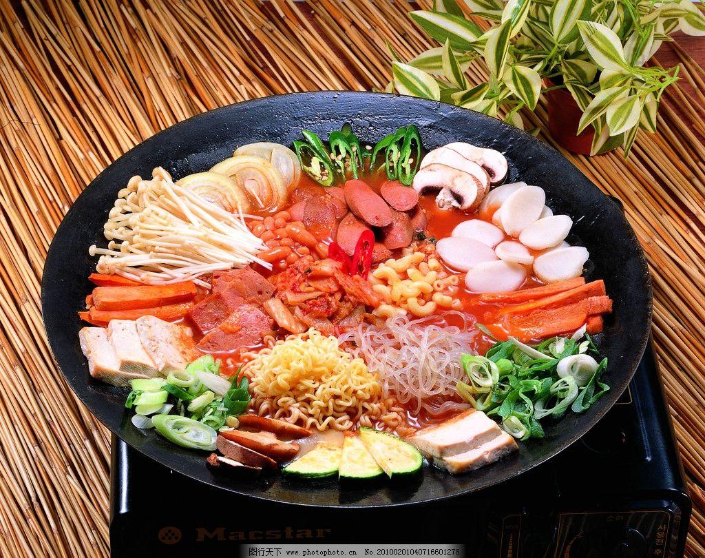 部队火锅 火锅 锅仔 韩式料理 韩餐 美食 烤肉 烧烤 韩国料理 其他