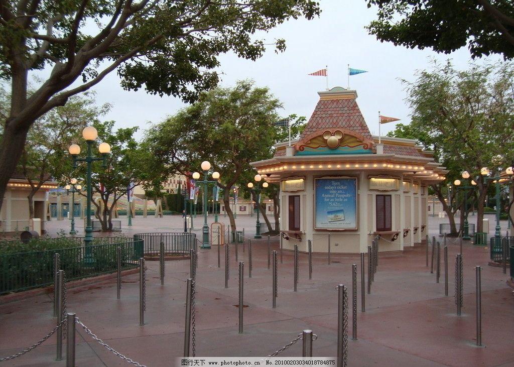 游乐园 旅游 风景 建筑 国外游乐园 游乐场 公园 国外旅游 摄影