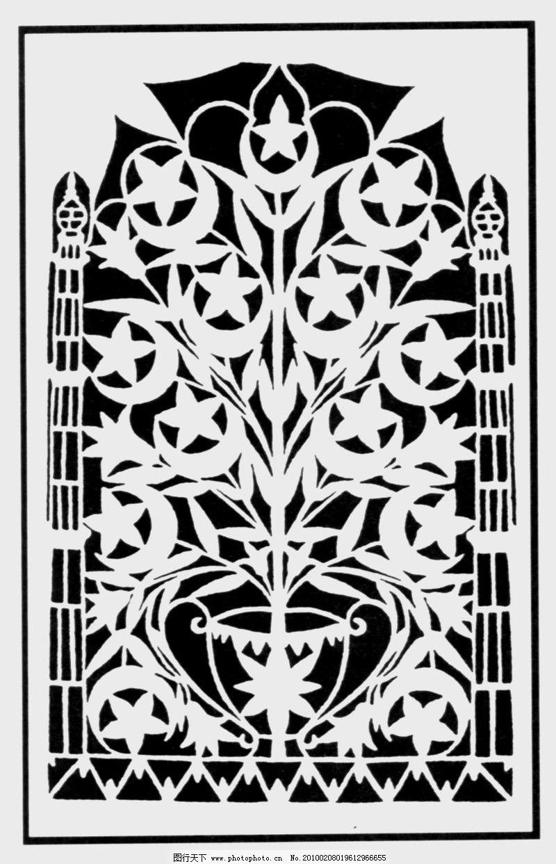 植物图案花纹0170 中国民间艺术