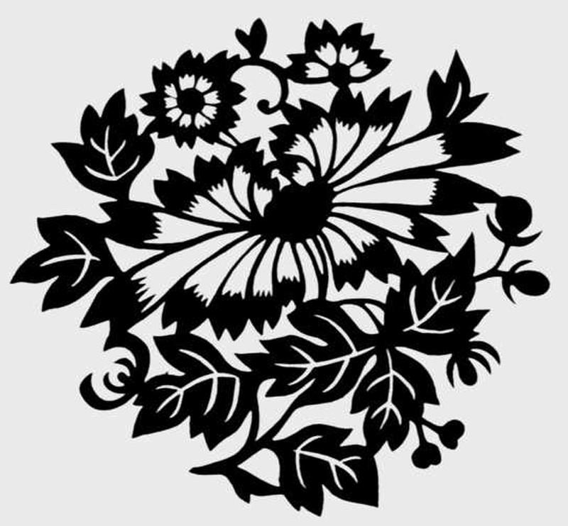 植物图案花纹0038 中国民间艺术
