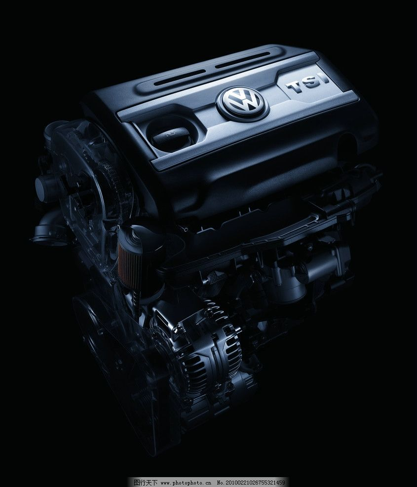 发动机 一汽大众 合资品牌 汽车 交通工具 设计图库 jpg 现代科技