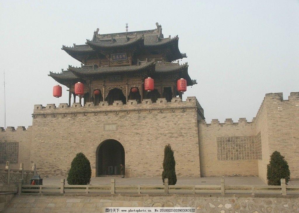 山西古建筑設計風景圖片_國內旅游_旅游攝影_圖行天下