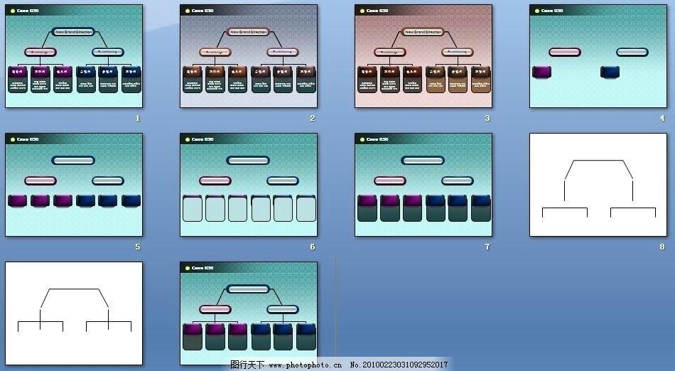 ppt图表设计30(含设计步骤)图片