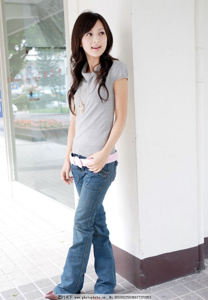 摄影图库 人物图库 女性女人  清纯美女 唯美 写真 可爱 长腿 小美女
