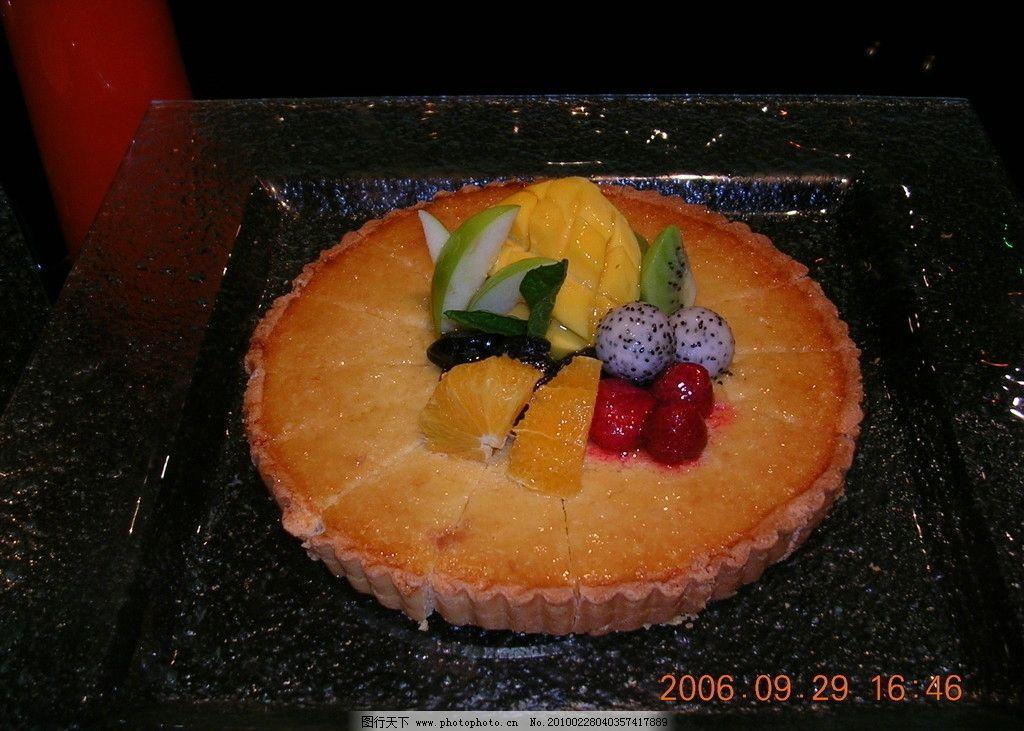 西式饮料甜点美食素材图片
