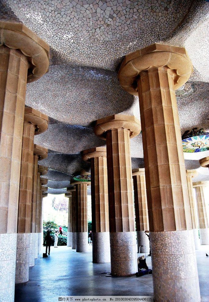 建筑内观图片