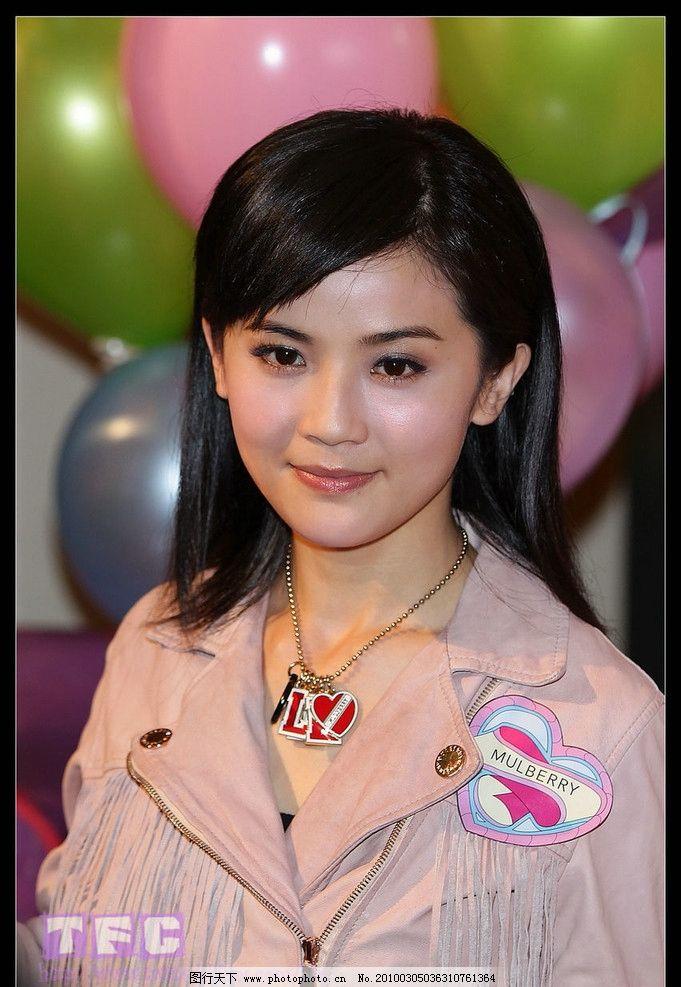 蔡卓妍 twins 美女 2010年 清纯 可爱 明星偶像 人物图库 摄影 350dpi