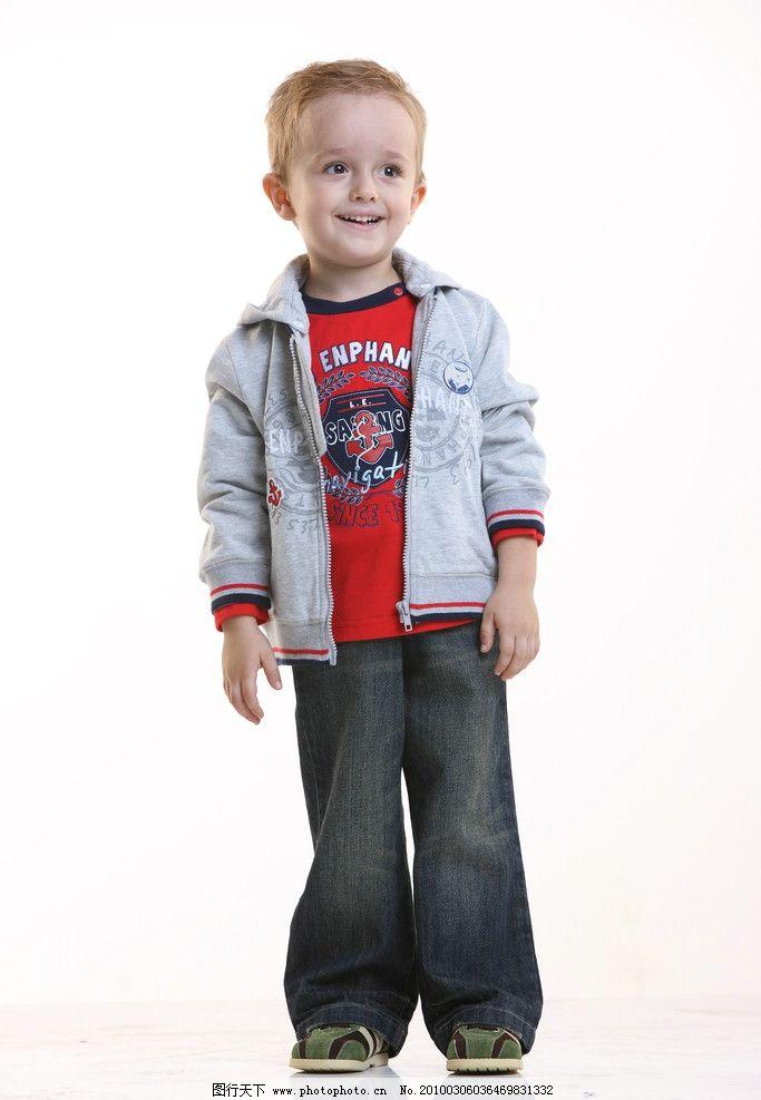 可爱男孩 可爱 婴儿 外国 小孩 儿童幼儿 人物图库 摄影 150dpi jpg