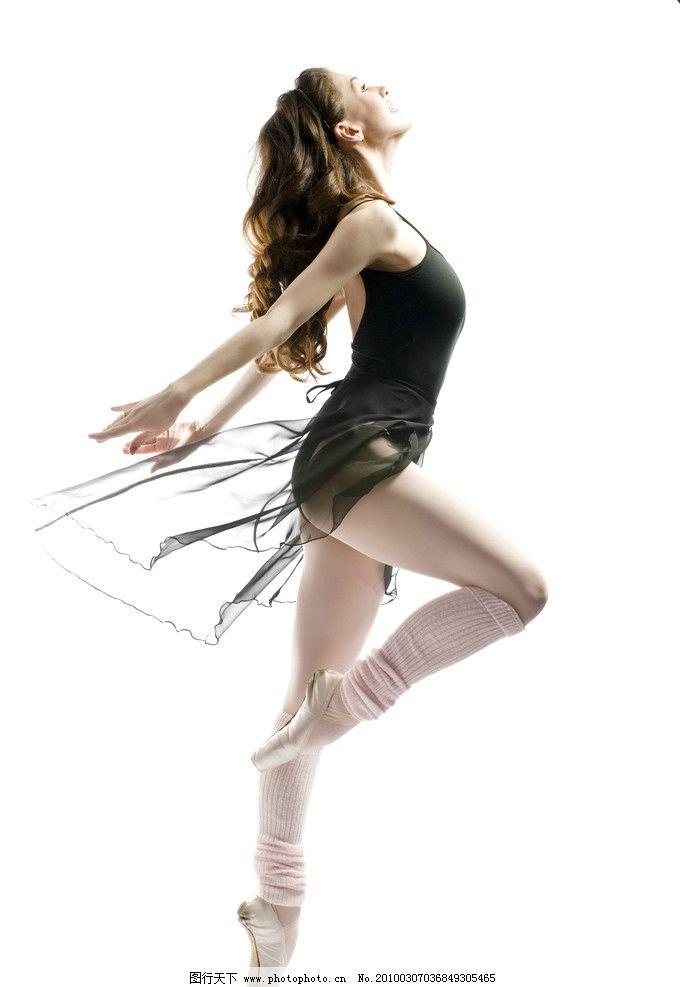 姑娘跳舞透明gif动态素材