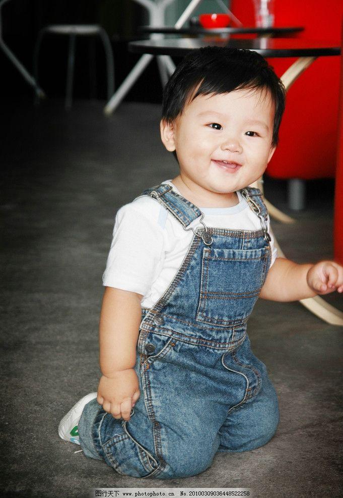 我可调皮了 一岁 男孩 宝宝 王潇远 牛仔 潇潇潇 儿童幼儿 摄影