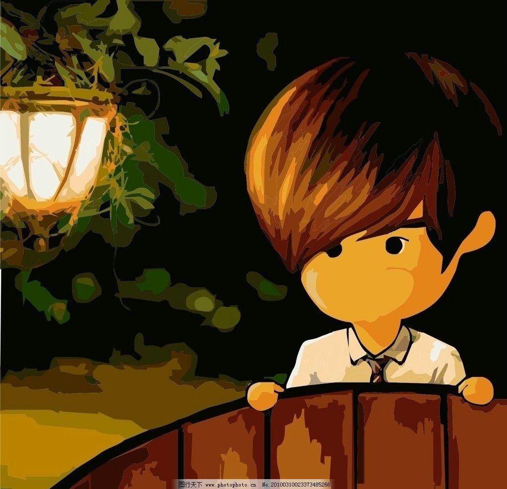 q版杰伦超可爱 q版 人物 杰伦 周杰伦 超可爱 可爱 夜晚 梦幻 漂亮
