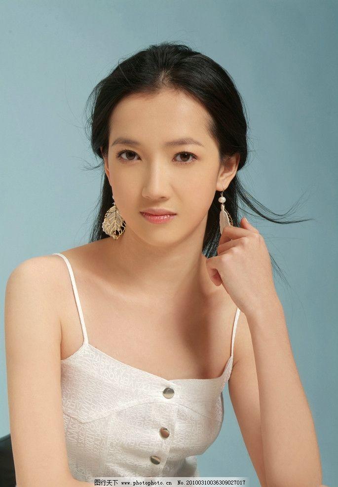 巩小榕 中国铁路文工团 青年女演员 青春 靓丽 可爱 动人 明星偶像