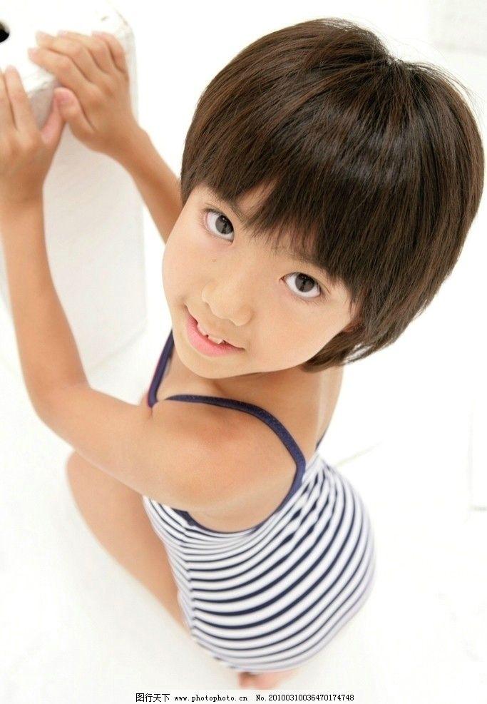 可爱的小女孩03图片