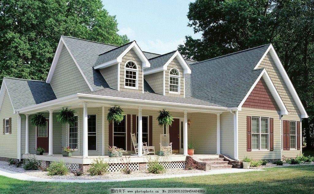 美国瑟登帝别墅19 居住 安逸 房子 欧式 国外风格 建筑 名居 建筑风景
