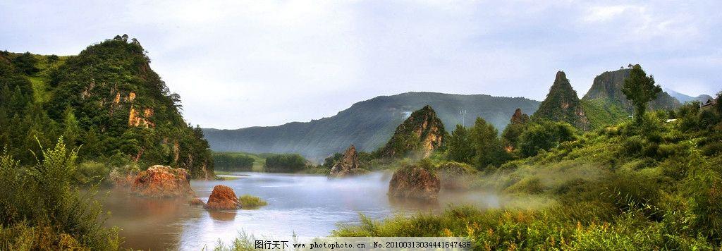 鸡冠砬子图片_山水风景_自然景观_图行天下图库