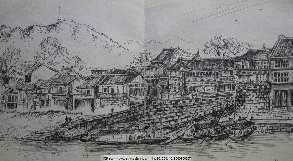 成都双流黄龙溪古镇图片