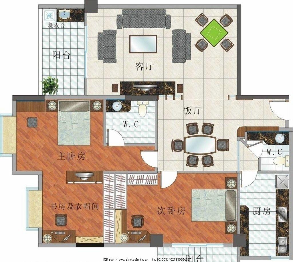 室内装饰 装饰设计 平面图 室内装饰平面图 室内设计 建筑家居 矢量
