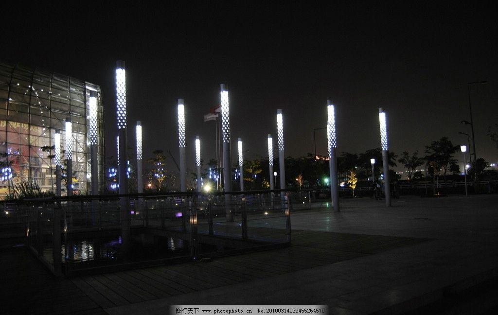 商场夜景 商业 灯光 霓虹灯 剧场 建筑园林风景 建筑摄影 摄影