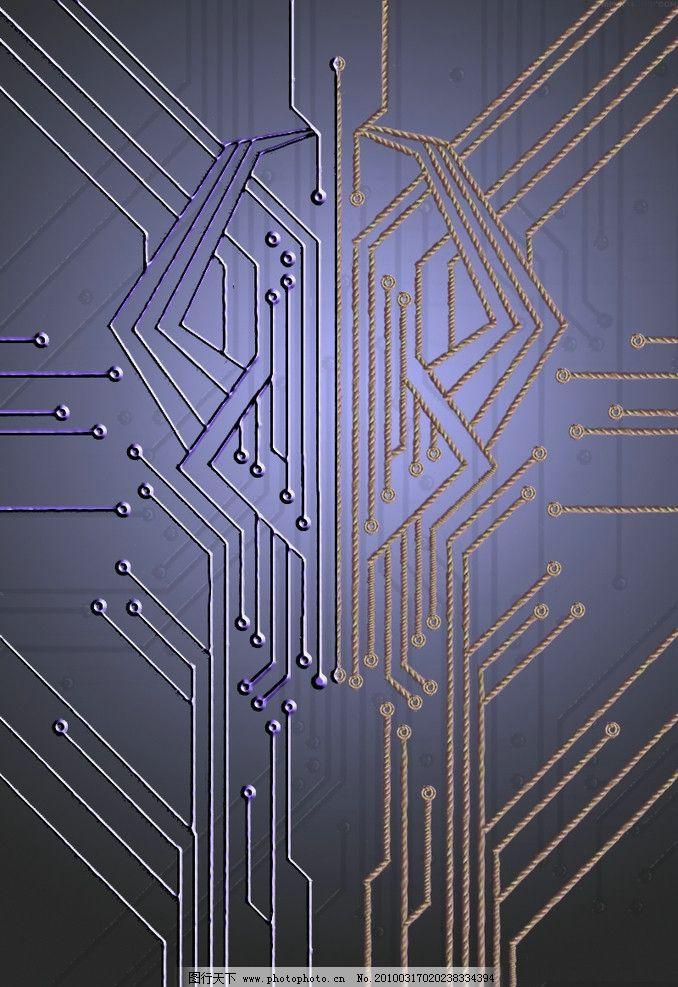 电路板图片