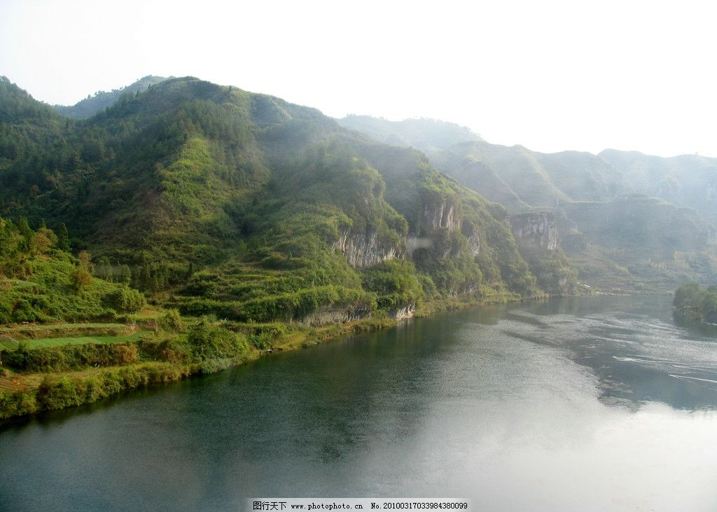 山水风景 贵州 国内旅游 摄影