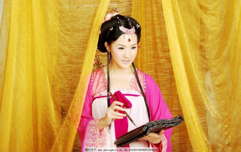 古装写真 古装 摄影 写真 古典 美女 古装美女 女性女人 人物图库 300