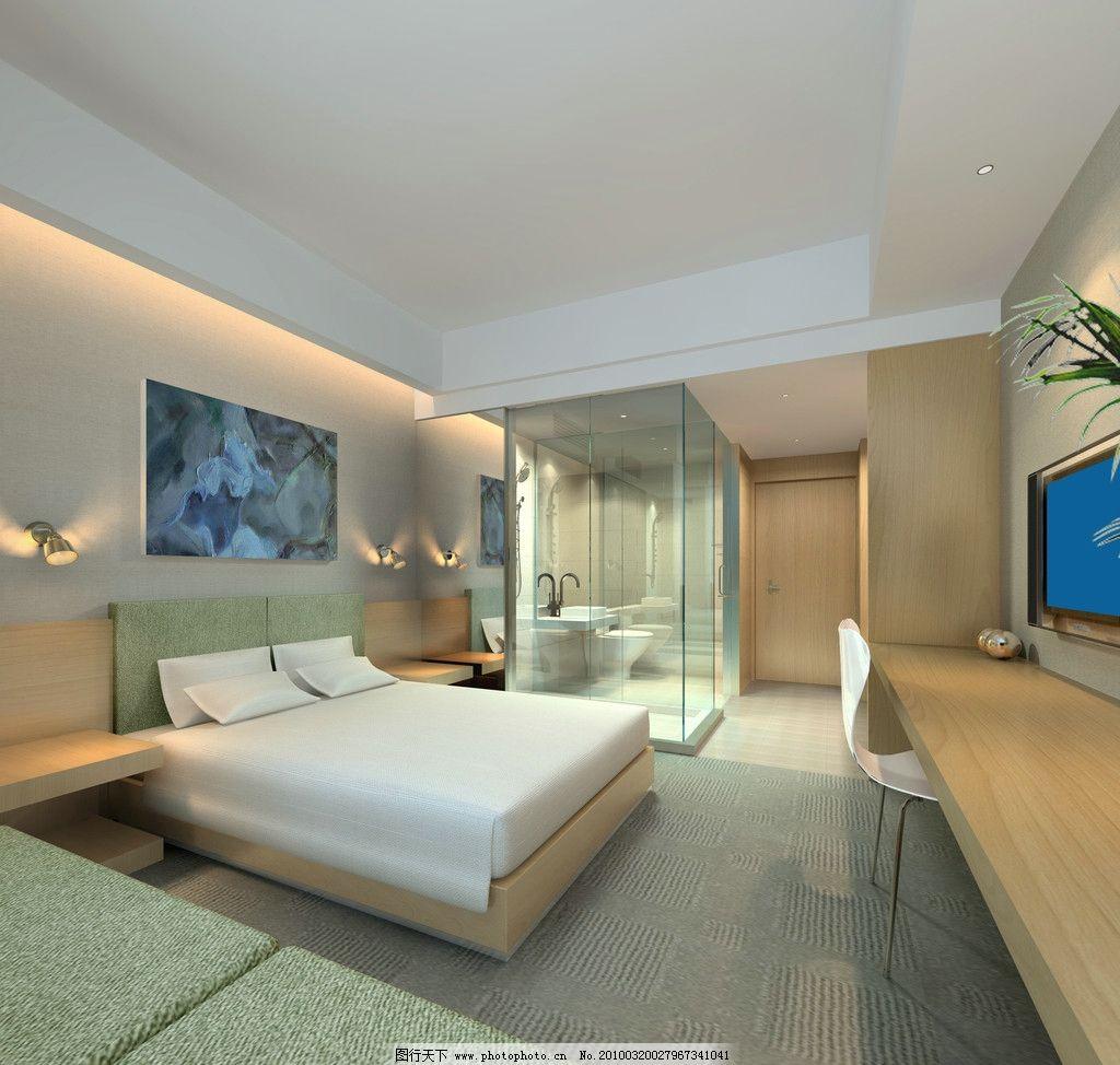客房设计 床      地板 灯光 标志 其他图标 标志图标 设计 300dpi jp