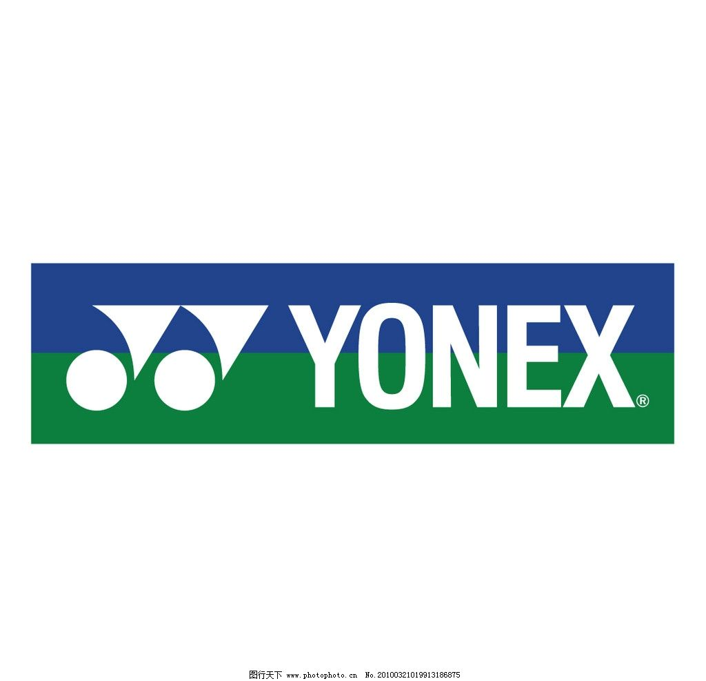 yonex logo yy 羽毛球 日本企业 标志 企业logo标志 标识标志图标图片