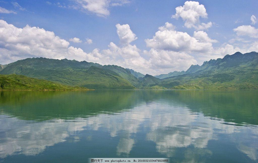 牁牁湖小景 风光 贵州 六枝 山水风景 自然景观 摄影