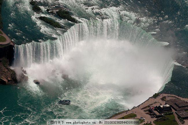 设计图库 高清素材 自然风景  尼加拉瓜大瀑布免费下载 高清大图 高清