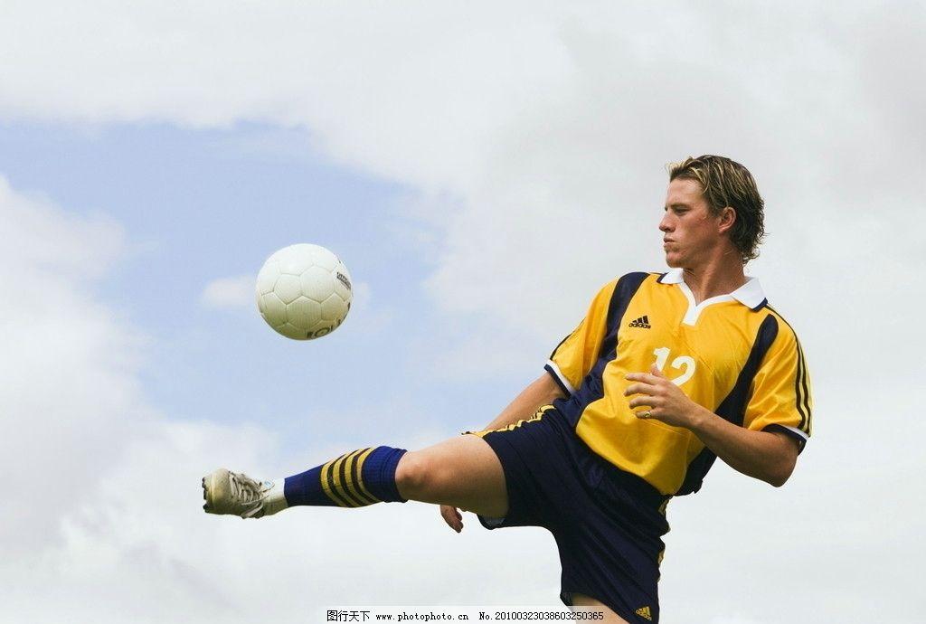 足球运动员图片