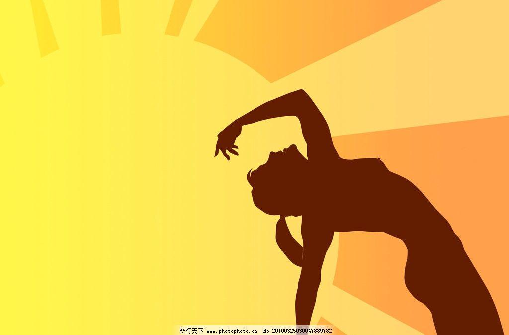 阳光亮丽 手绘人像 海报设计 广告设计模板 源文件 300dpi psd