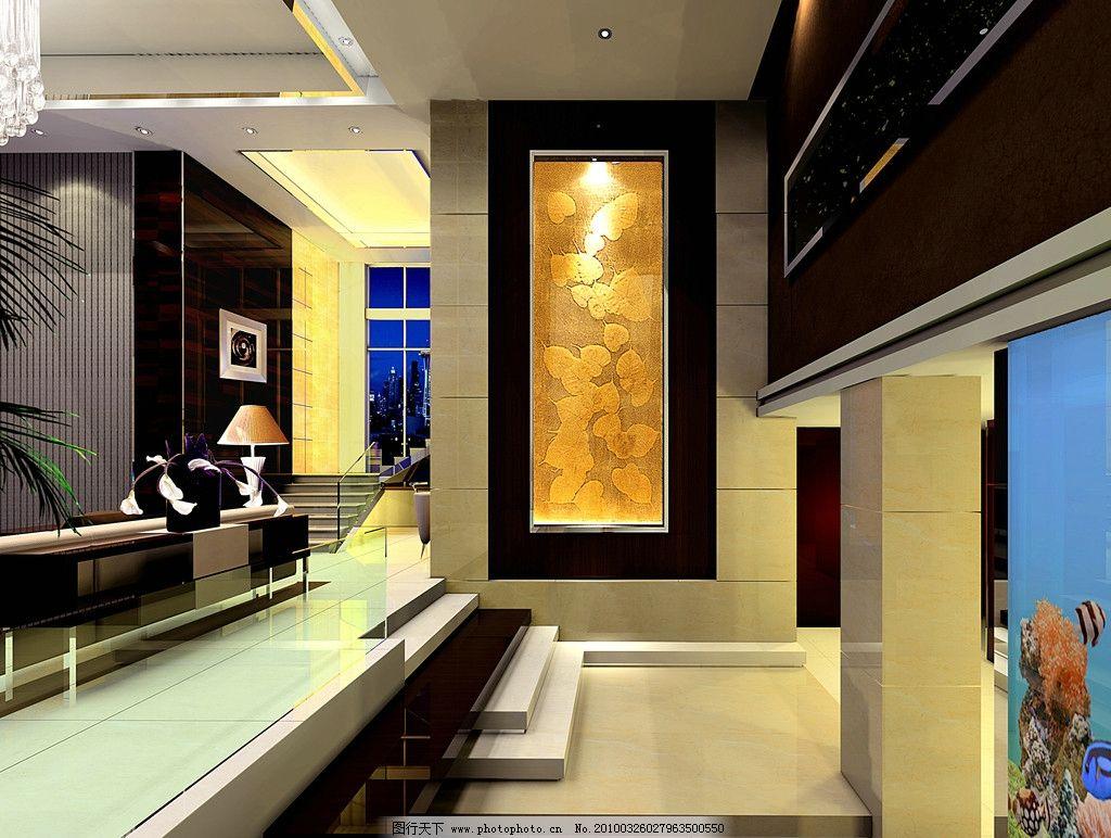 客厅 豪华装修 客厅设计 阶梯 楼道 家居设计