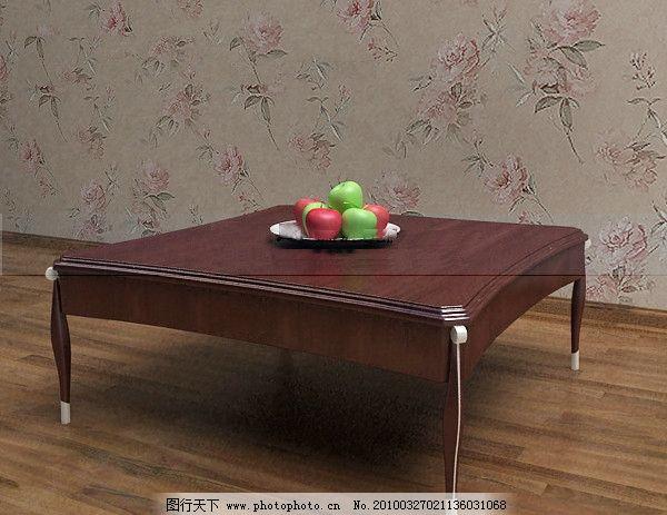 精致欧式家具新古典茶几图片